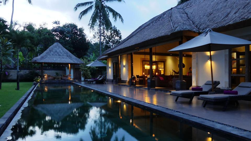 Bamboo Villa Ubud Bali Rouge Holiday Rentals